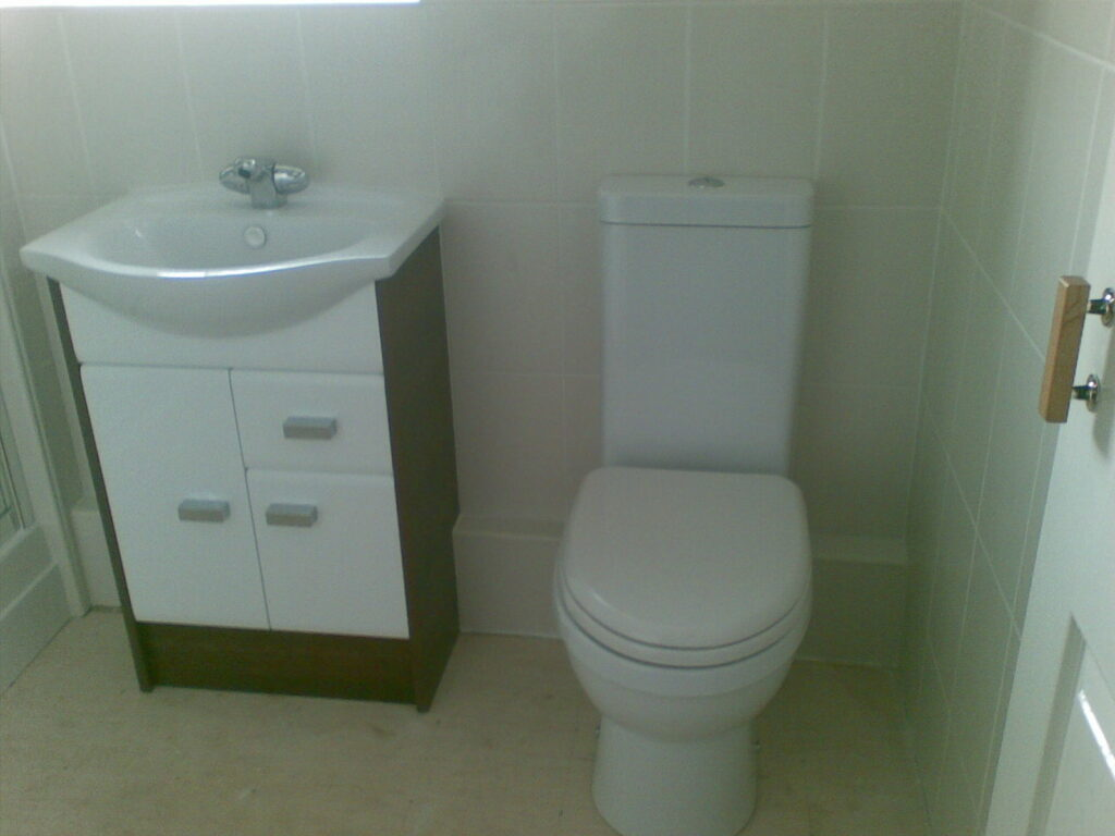 Bathroom Refit After